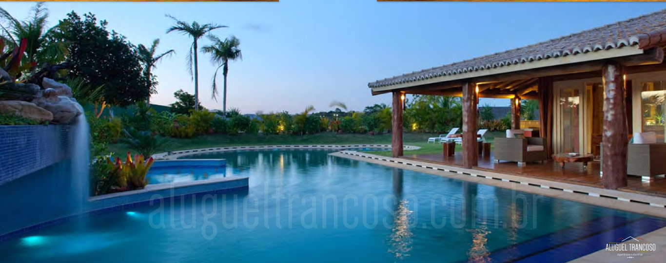 exclusive realty rentals trancoso club
