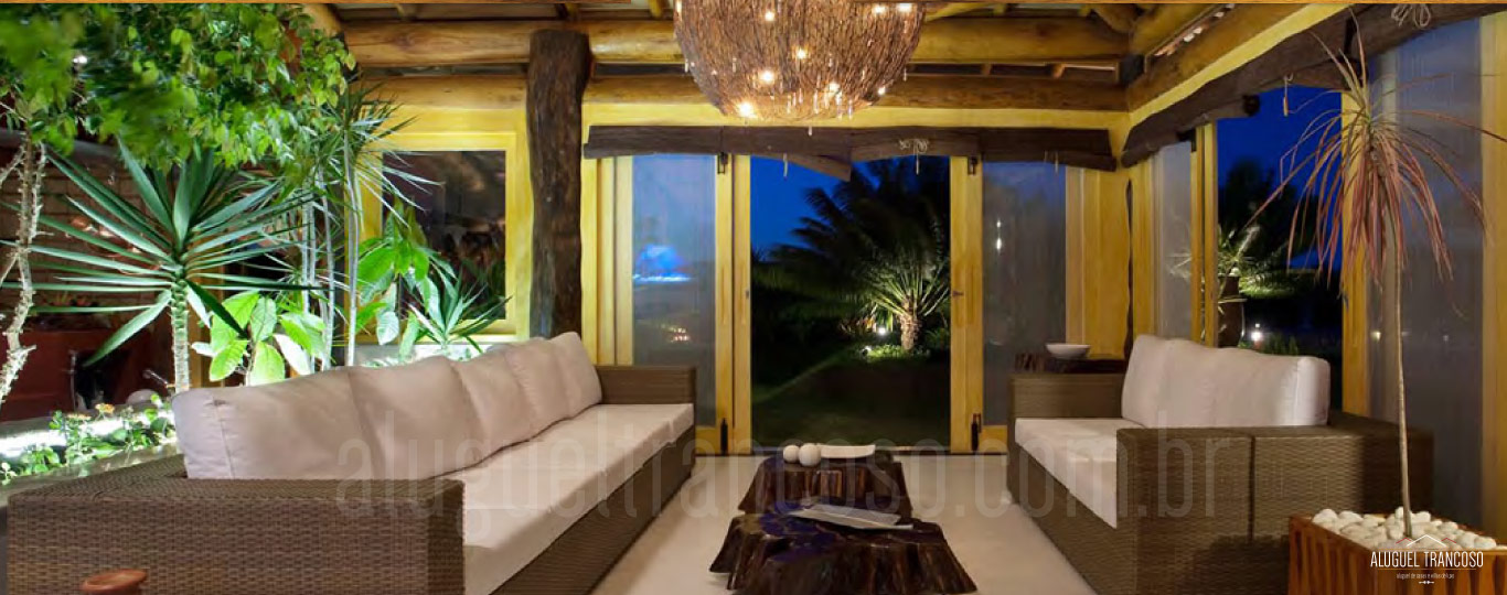 luxury villas trancoso hotels